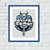 Medieval knight embroidery pattern easy cross stitch design