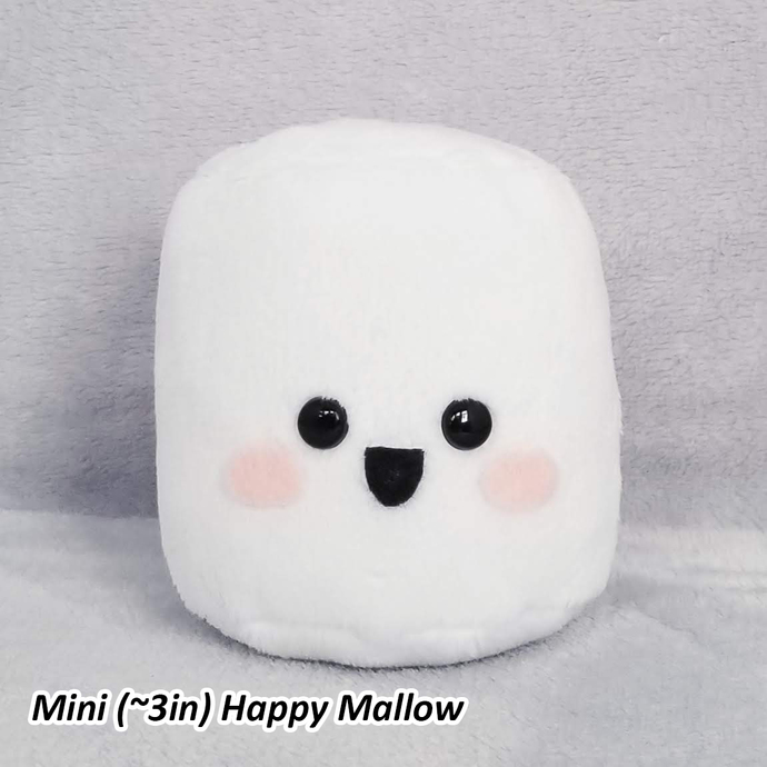 Mini Happy Mallow (MADE-TO-ORDER AS PICTURED)