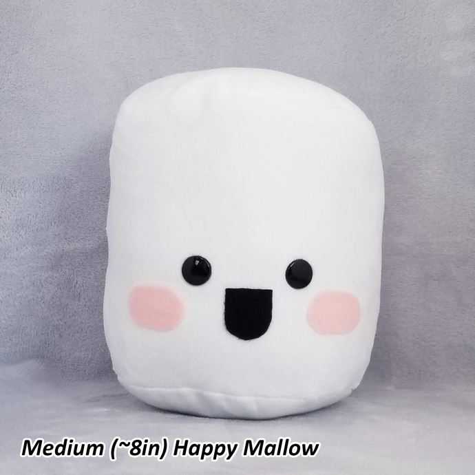 Medium Happy Mallow (MADE-TO-ORDER AS PICTURED)