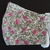 Don't Touch Your Face™ Bamboo Lined Barrier Mask-pink floral