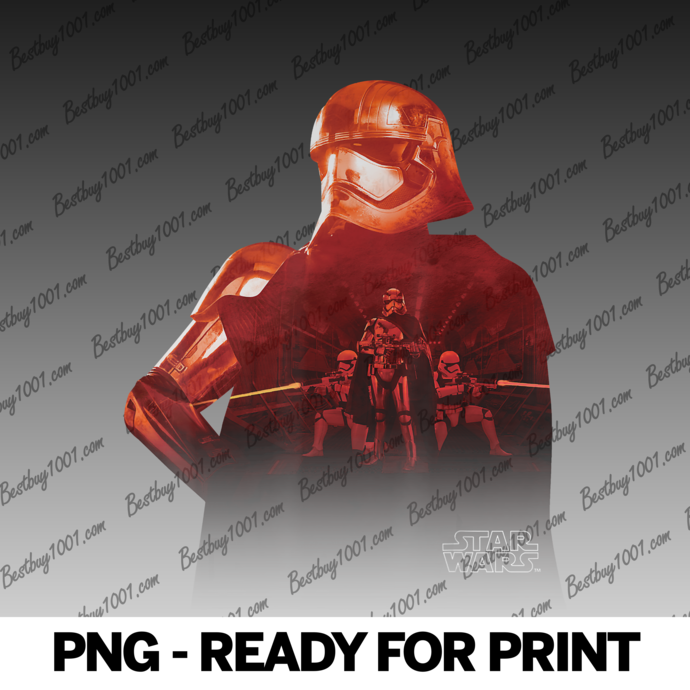 Star Wars The Force Awakens Captain Phasma Fill png
