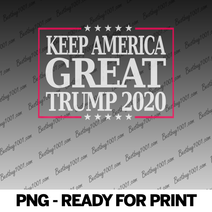 Keep America Great 2020 Donald Trump Gifts