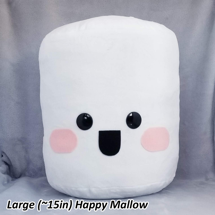Large Happy Mallow (MADE-TO-ORDER AS PICTURED)