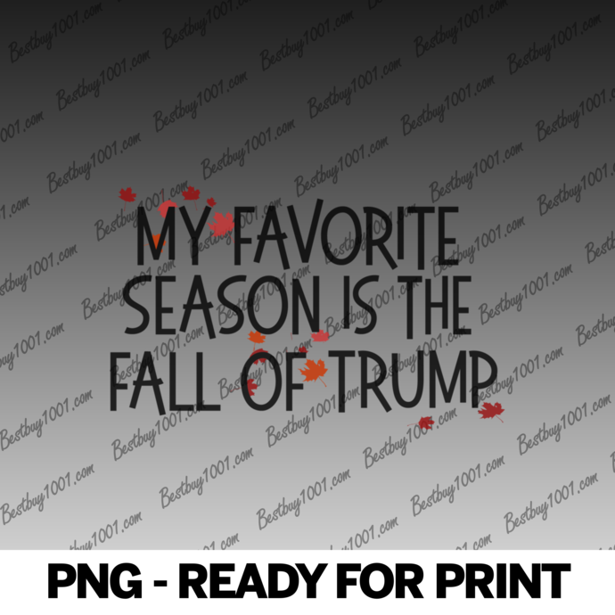 MY FAVORITE SEASON IS THE FALL OF TRUMP Impeach 45 Meme
