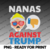 Nanas Against Trump Anti Trump 2020 Gift