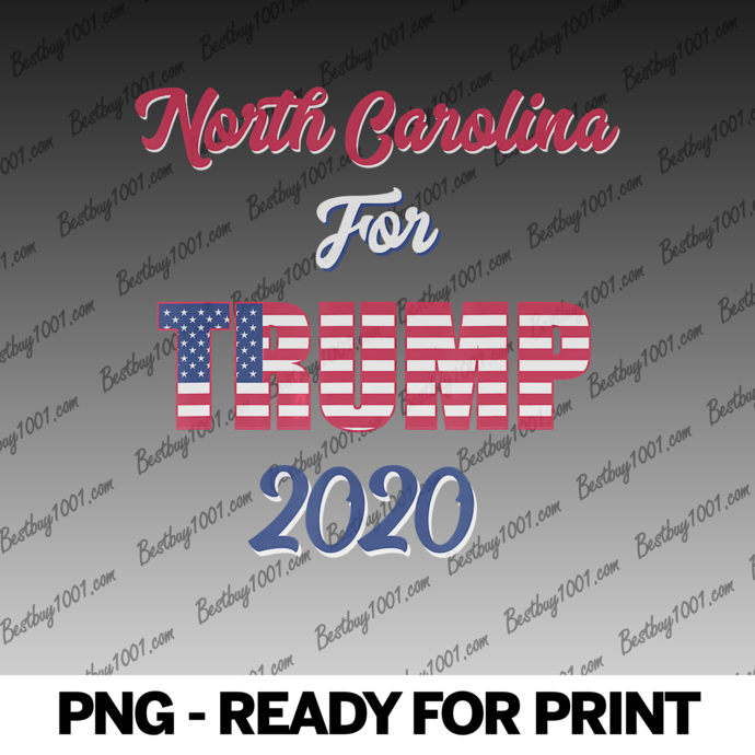 North Carolina Pro Trump 2020 Election Republican Party USA