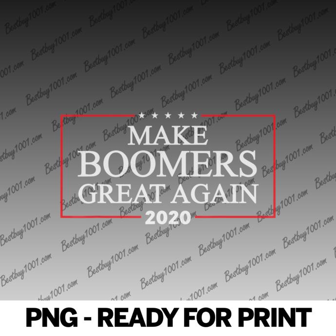 Ok Boomer MAGA Make Boomers Great Again Funny Trump