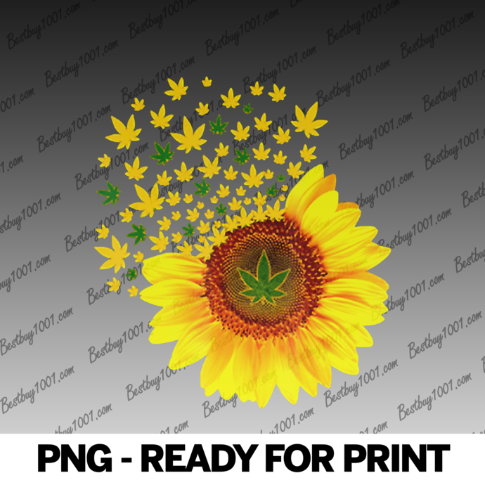 Weed sunflower png