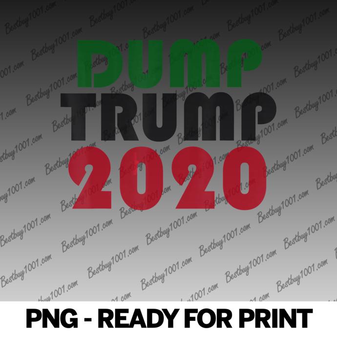 Pan African Colors Dump Donald Trump 2020, Political