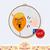 Pop Trump Balloon | Digital Download | Cross Stitch Pattern  |