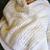 Baby Blanket Cuddle Me Up   STUNNING DETAIL