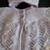 Hand Knit Baby Cardigan & Bonnet  STUNNING DETAIL