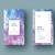 Marble business card, Blue Purple business card BC08