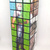"Dragon Tiger Gate Comic Promo ""Oriental Three Kings"" 3x3 Rubiks Cube Set Of 3 -"
