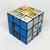 "Dragon Tiger Gate ""Oriental Three Kings"" 3x3 Rubiks Cube Set Of 3 - Hong Kong"
