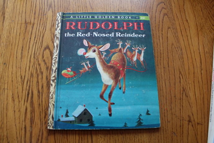 1958 Rudolph the Red-Nosed Reindeer