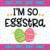I'm so eggstra SVG, Bunny SVG, Easter SVG, Easter Bunny Svg, Happy Easter day