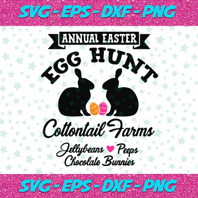 Annual easter egg hunt cottontail farms Jellybeans love peeps Chocolate bunny