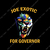 Joe Exotic For Governor PNG, Joe Exotic For Governor, Joe Exotic For Governor