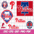 Philadelphia Phillies Cut Files, SVG Files, Baseball Clipart, Cricut Phillies