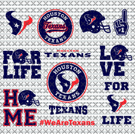 Houston texans Svg, Football Team Logo Svg, Football Svg, NCAA Svg, NFL Svg,
