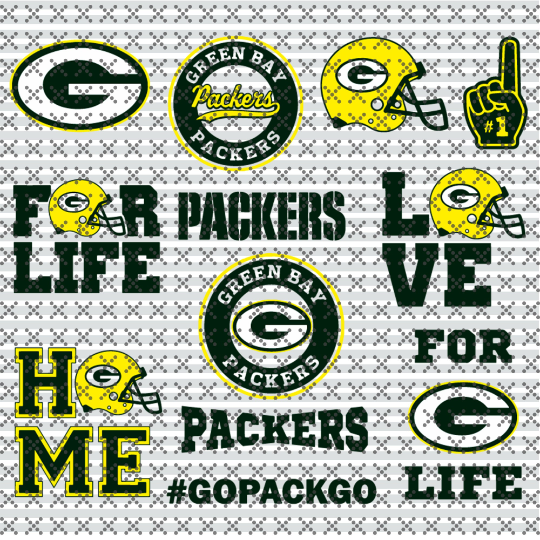 Green bay packers Svg, Football Team Logo Svg, Football Svg, NCAA Svg, NFL Svg,