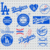 Los angeles dodgers Svg, Football Team Logo Svg, Football Svg, NCAA Svg, NFL