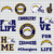 Los angeles chargers Svg, Football Team Logo Svg, Football Svg, NCAA Svg, NFL