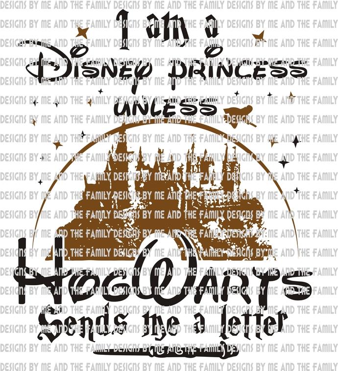 I am a Disney Princess unless Hogwarts sends me a letter, Hogwarts, Platform 9