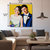 Bricked Engagement Gift Mosaic Portrait / Gidt for Just Married and Newlywed —