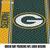 Green Bay Packers NFL Football Logo crochet graphgan blanket pattern; graphgan