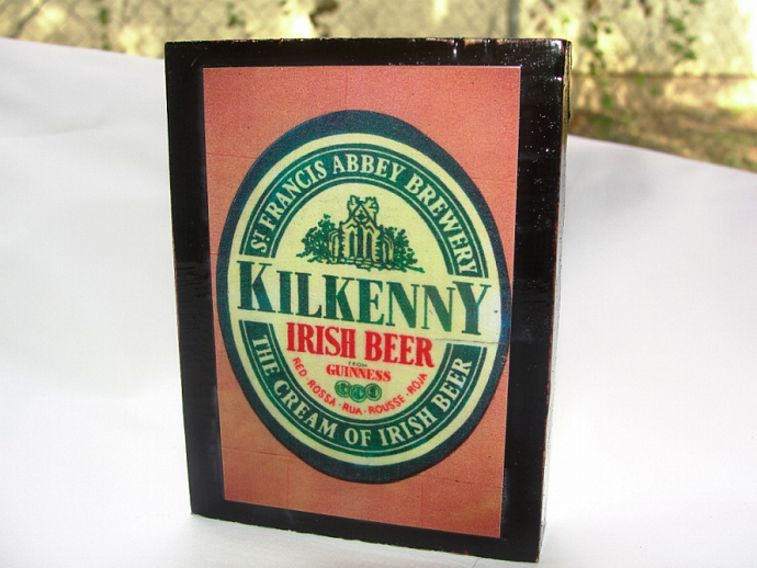 Kilkenny Irish Beer Photo Block