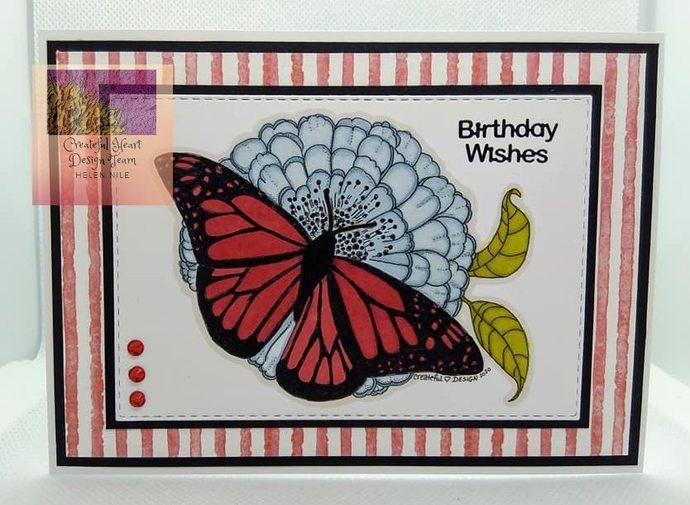 Monarch Butterfly - digital image