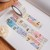 Numbers on Paint - 2 cm wide foil washi tape 10m - original design, perfect for