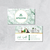 Personalized Arbonne Business Cards, Marble Arbonne Business Card, Custom