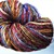 Handspun Yarn – 70/30% Blue Faced Leicester Wool and Tussah Silk – DK / Chunky