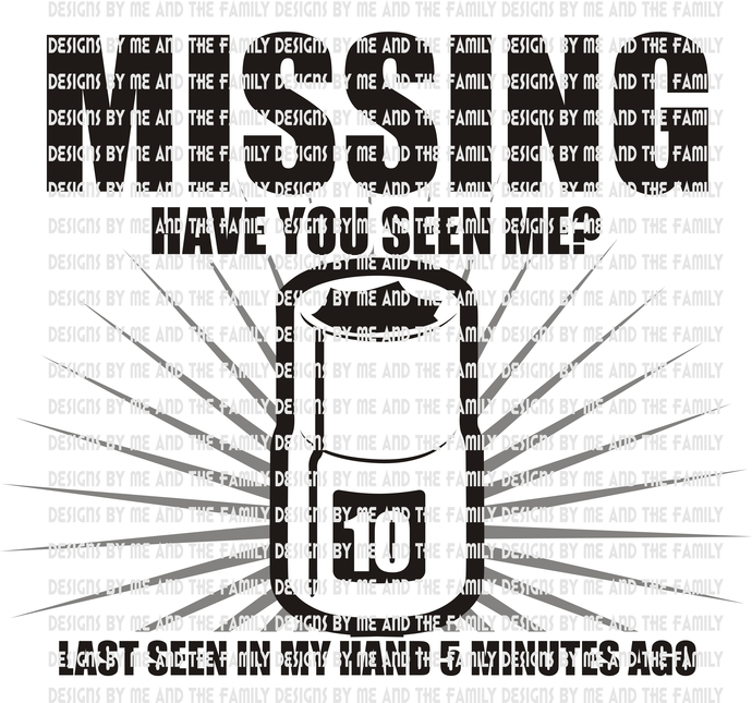 Missing, Have you seen me? 10mm socket, Last seen in my hand a few minutes ago,