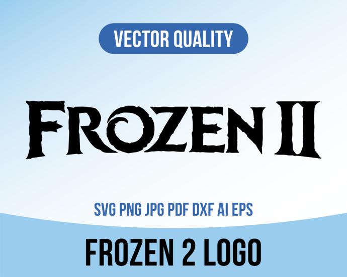 Frozen Logo SVG printable file, Frozen designs, frozen svg files, frozen t shirt