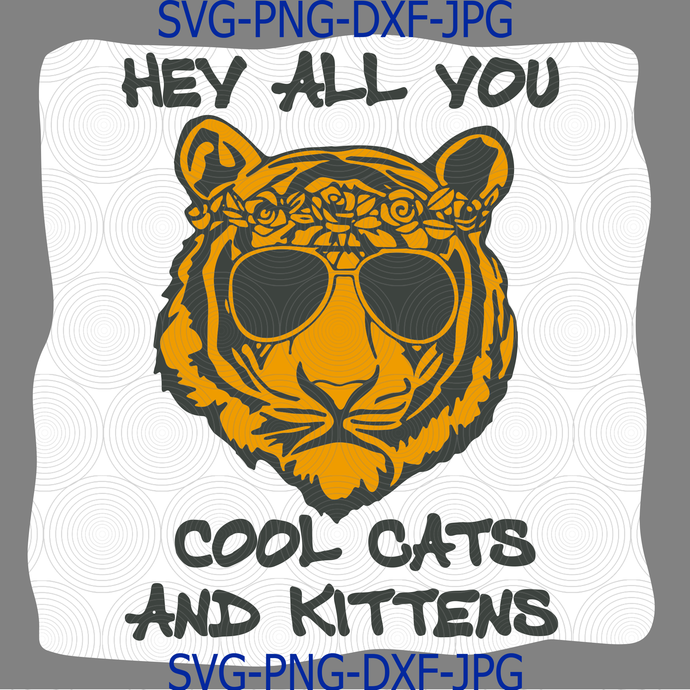 Hey All You Cool Cats And Kittens Arole Baskin By Digital4u On Zibbet