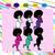 Black Girl Magic Svg, Women Bundle Svg, Afro Queen Svg, Black Power Svg, Black