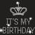 It's My Birthday Svg, Happy Birthday To Me Svg, My Birthday Svg, Birthday Svg,