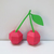 DIY Papercraft Cherry,Papercraft fruit,Paper toy,Party decoration,Papercraft