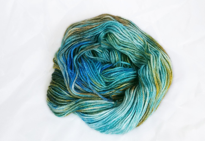 Merino SW worsted-weight yarn - Nouveau