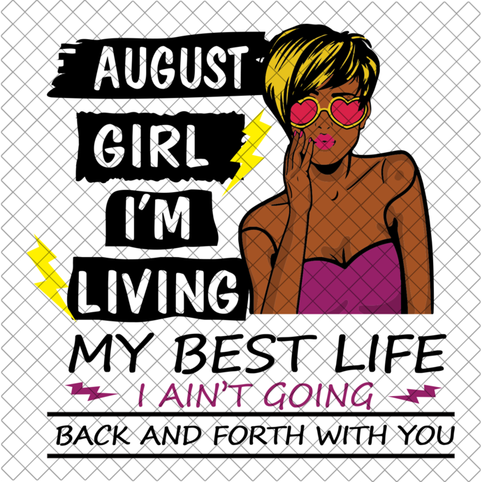 August Girl Svg, Girl Born In August Svg, Queens Born In August Svg, Queens Are