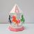 DIY Papercraft Carousel,Babyshower decorations,Printable PDF pattern,Svg cutting