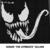 Venom Symbiote Alien Superhero Antihero crochet graphgan blanket pattern;