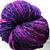 Handspun Yarn – 70/30% Blue Faced Leicester Wool and Tussah Silk – Sport Weight