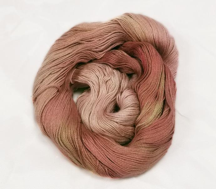 Cotton fingering yarn - Doernroeschen