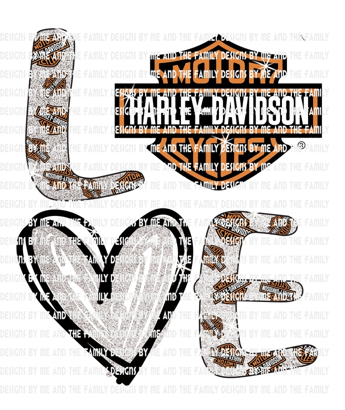 Love Harley Davidson Motor Cycles, My Ride or Die, may the wind always be at