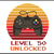 Level 50 unlocked, born in 1970, 1970 svg, 50h birthday svg, 50th birthday gift,